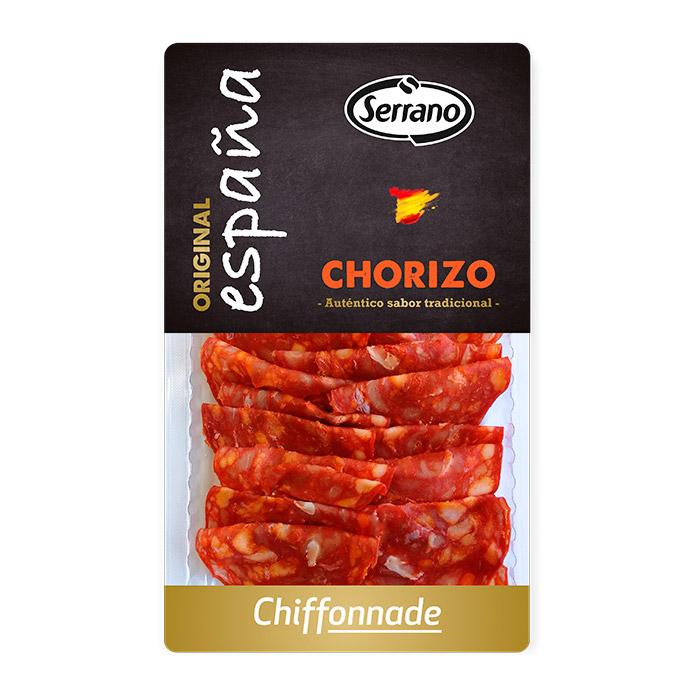 Chorizo Chiffonnade