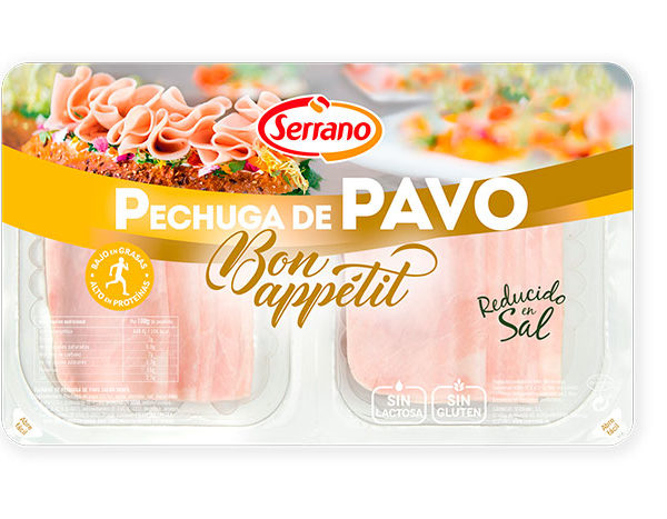 Pechuga de Pavo Bon Appetit
